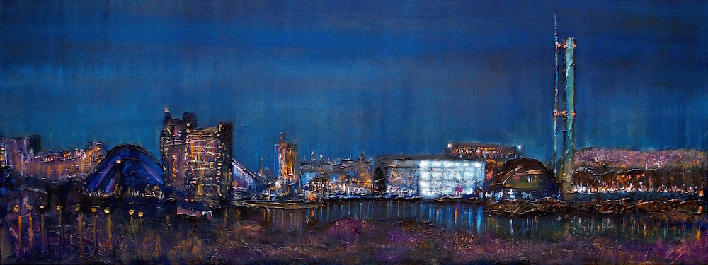 Glasgow Harbour by Kevin Hunter